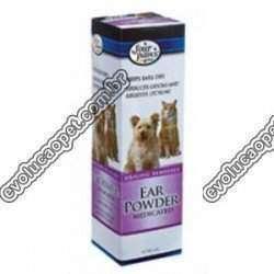 Pó para ouvido Ear Powder Four Paws 24g