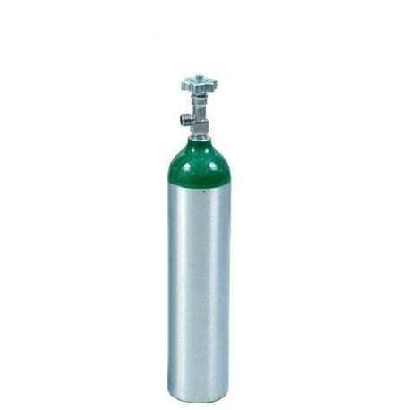 Cilindro para Oxigênio de Aluminio 3 Litros