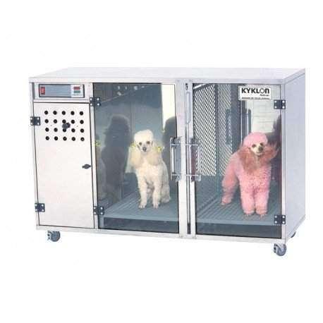 Maquina de Secar Animais Kyklon Inox