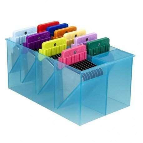 Kit de Pentes Adaptadores em Aço Inox Oster - 10 Peças