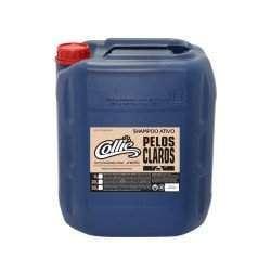 Shampoo Collie Pelos Claros 20 Litros
