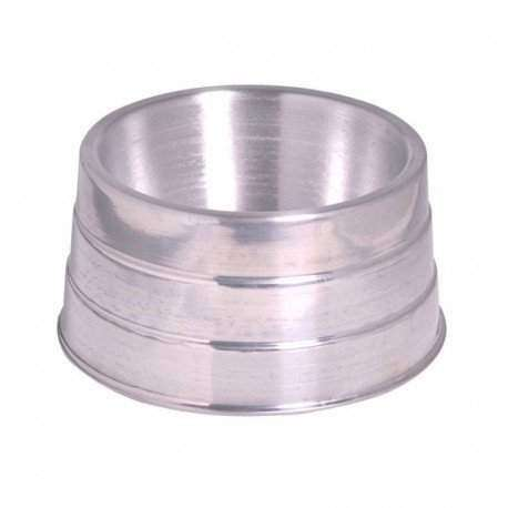 Comedouro de Aluminio Pesado 2000ml