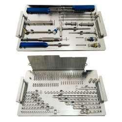 Caixa Ortopédica Bloqueada e Sem Bloqueio 2.7 e 3.5mm