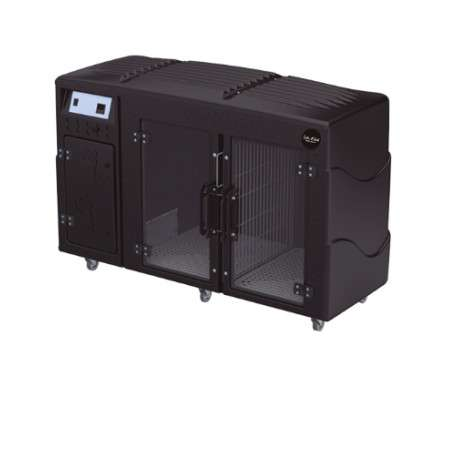 Maquina de Secar Animais Kyklon Black