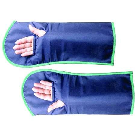 Luva Plumbífera Tipo Escudo 0,50mmpb ou 0,25mmpb