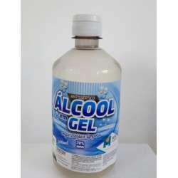 Álcool em Gel 500ml Antisséptico