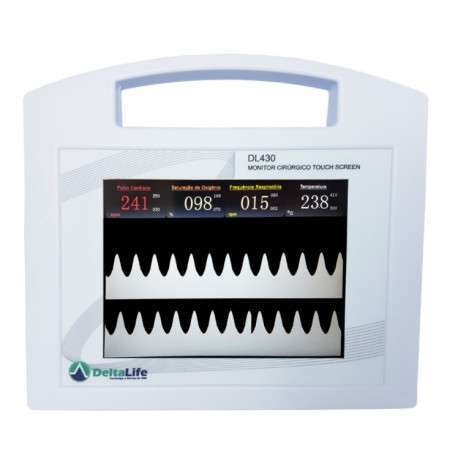 DL430 - Monitor Cirúrgico VET