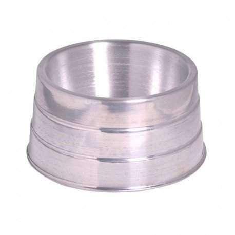 Comedouro de Alumínio Pesado 1000ml